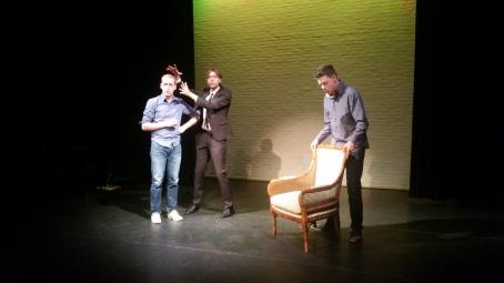 Halloweenvoorstelling Rietveldtheater 2015