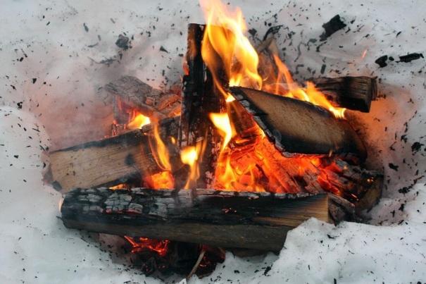 Warm op!